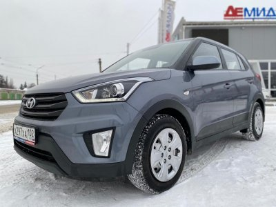 Hyundai Creta 2019 г., Внедорожник, 1.6 л., Бензин