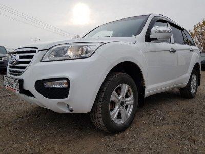 Lifan X60 2013 г., Внедорожник, 1.8 л., Бензин