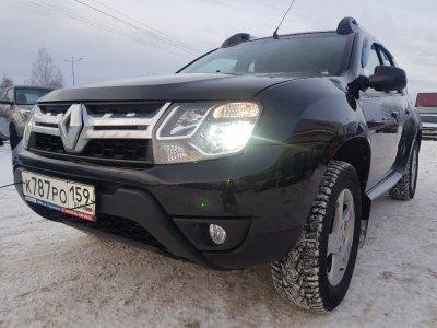 Renault DUSTER 2017 г., Внедорожник, 2.0 л., Бензин