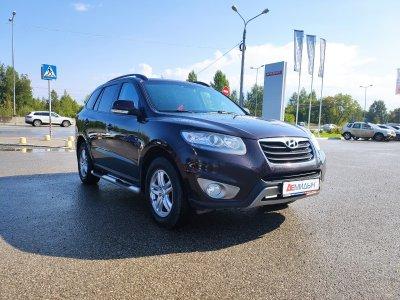 Hyundai Santa Fe 2012 г., Внедорожник, 2.2 л., Дизель