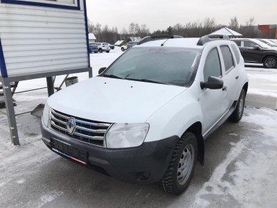 Renault DUSTER 2015 г., Внедорожник, 1.6 л., Бензин