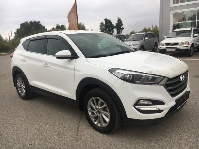 Hyundai Tucson 2017 г., Внедорожник, 2.0 л., Бензин