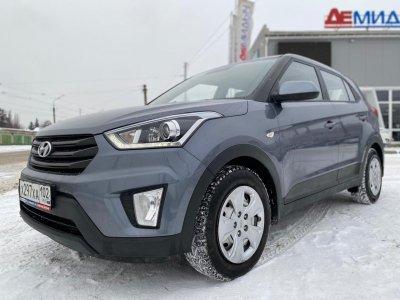 Hyundai Creta 2019 г., 1.6л., Механика,