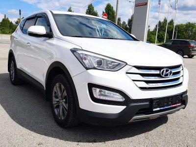 Hyundai Santa Fe 2014 г., 2.2л., Автомат,