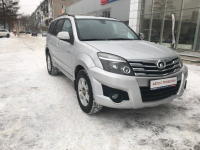 GreatWall Hover H3 2014 г., 2.0л., Механика,
