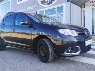 Renault Sandero  2018 г., 1.6л., Автомат,