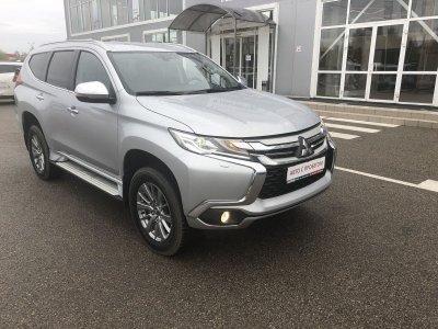 Mitsubishi Pajero 2018 г., 2.4л., Автомат,