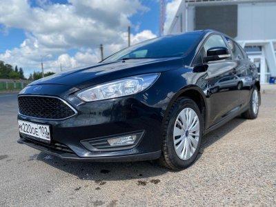 Ford Focus  2018 г., 1.6л., Механика,