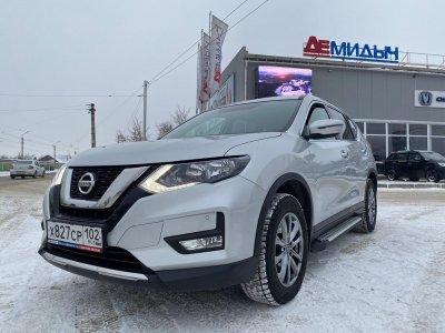Nissan X-TRAIL 2018 г., 2.0л., Вариатор,