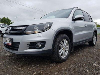 Volkswagen Tiguan 2014 г., 1.4л., Механика,