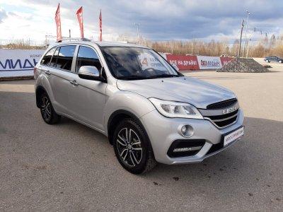 Lifan X60 2017 г., Внедорожник, 1.8 л., Бензин