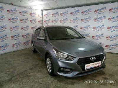 Hyundai Solaris 2017 г., Седан, 1.4 л., Бензин