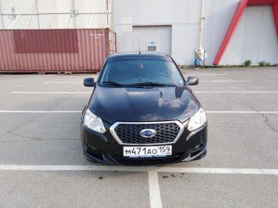 Datsun on-DO 2017 г., Седан, 1.0 л., Бензин