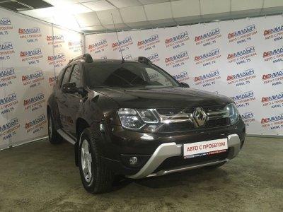 Renault DUSTER 2018 г., Кроссовер, 2.0 л., Бензин