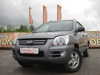Kia Sportage 2007 г., Внедорожник, 2.0 л., Бензин