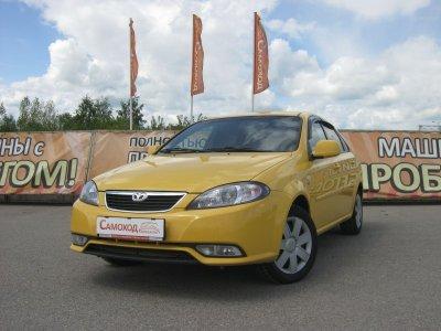 Daewoo  Gentra 2014 г., Седан, 1.0 л., Бензин