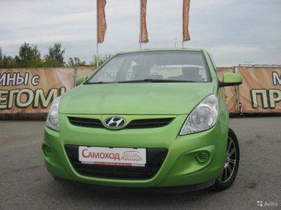 Hyundai i20 2010 г., Хэтчбек, 1.4 л., Бензин