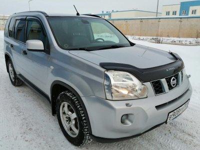 Nissan X-TRAIL 2008 г., 2.0л., Механика,