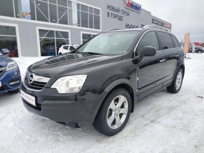 Opel Antara 2010 г., 3.0л., Автомат,