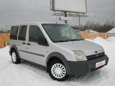 Ford Tourneo Connect 2003 г., 1.8л., Механика,