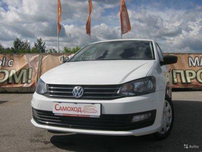 Volkswagen Polo 2015 г., 1.6л., Автомат,
