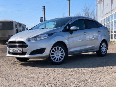 Ford Fiesta 2018 г., 1.6л., Механика,
