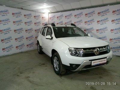 Renault DUSTER 2017 г., 2.0л., Механика,