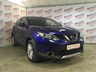 Nissan Qashqai 2015 г., 2.0л., Автомат,