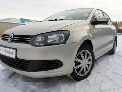 Volkswagen Polo 2013 г., 1.6л., Автомат,