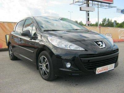 Peugeot 207 2010 г., 1.4л., Автомат,