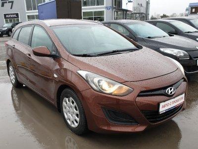 Hyundai I30 2012 г., 1.6л., Механика,