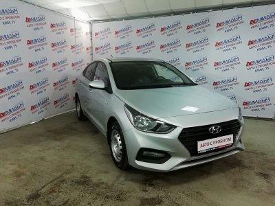 Hyundai Solaris 2017 г., 1.0л., Механика,