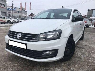 Volkswagen Polo 2018 г., 1.6л., Механика,