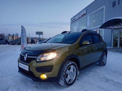Renault Sandero  2016 г., 1.6л., Автомат,